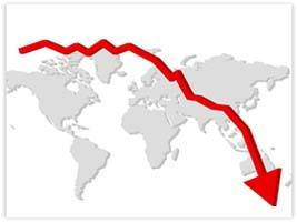 Crise économique mondiale
